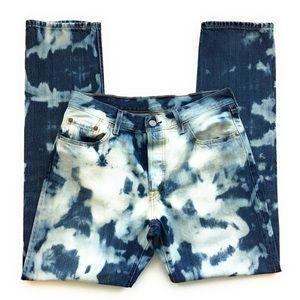 Levis 501 men jeans, Sz 29x32, new, buttonfly